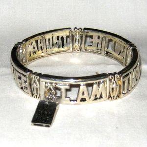 Jewelry - John 14:6 Stretch Bracelet Silvertone inv3133